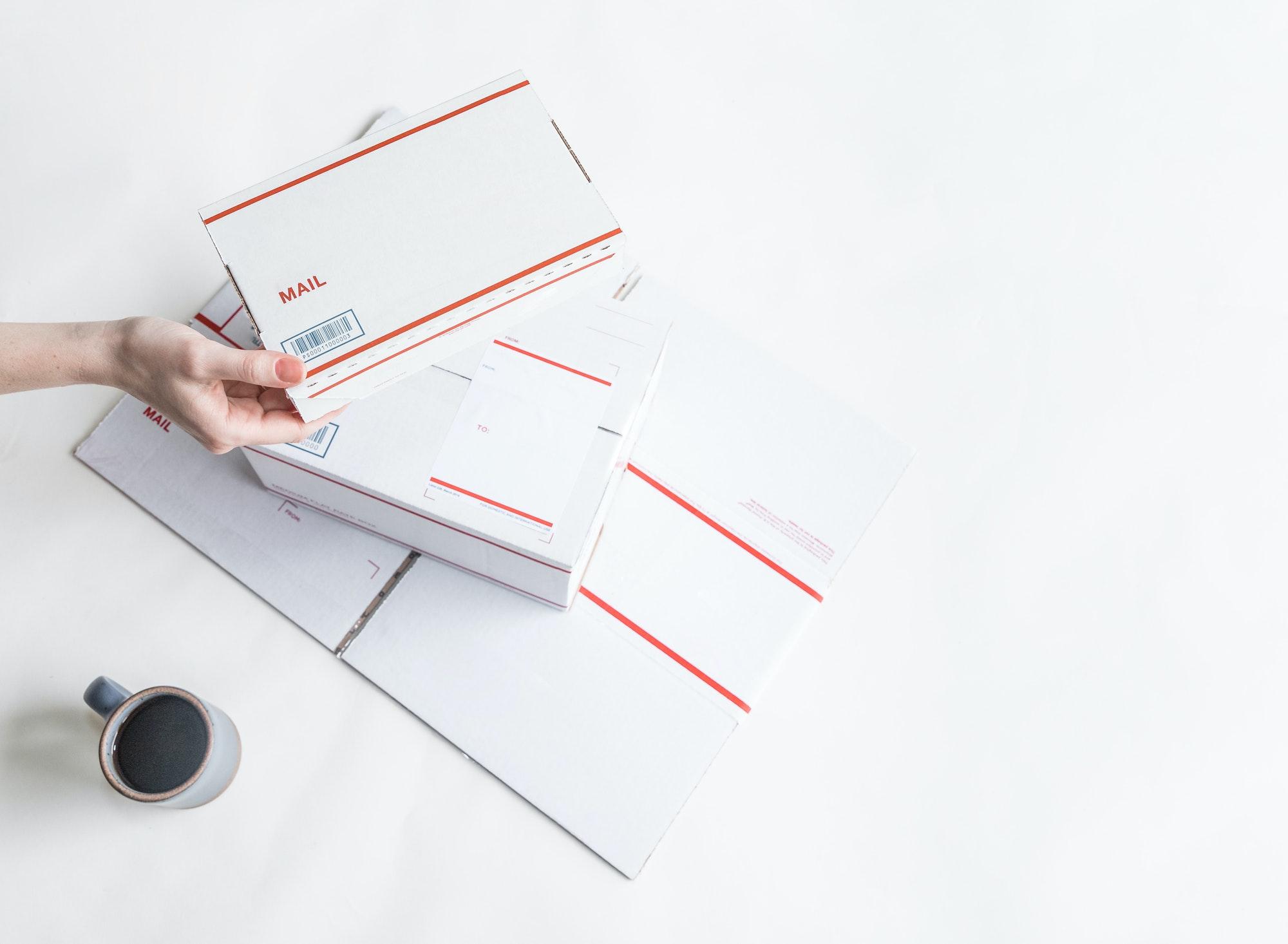 Preparing Packages for Shipment